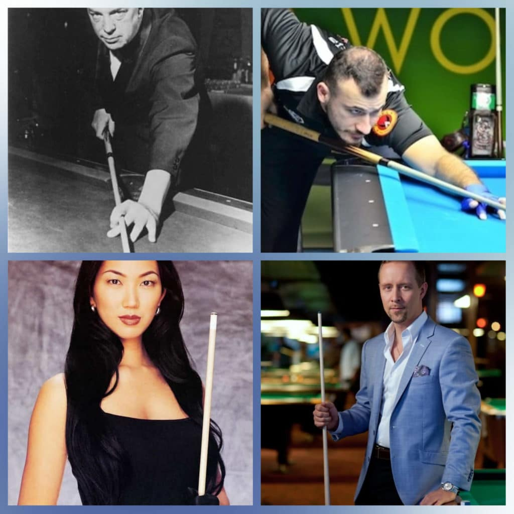 The best pool players ever